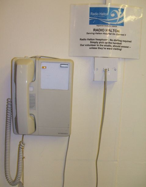 freephone on the ward