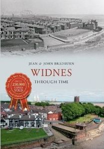 Widnes through time book